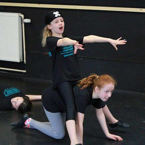 Stage School Drama