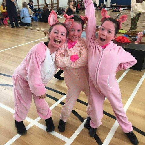Three Little Pigs – Shrek