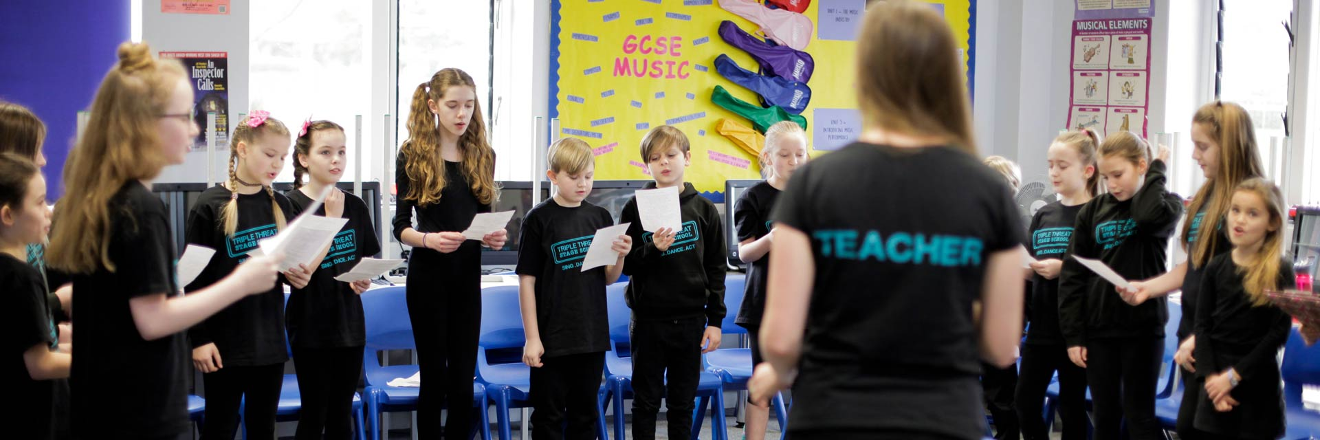Stage School Aylsham Norfolk