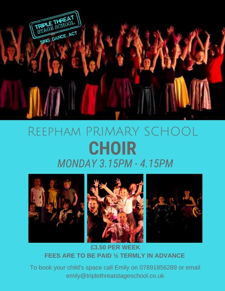Choir Flyer