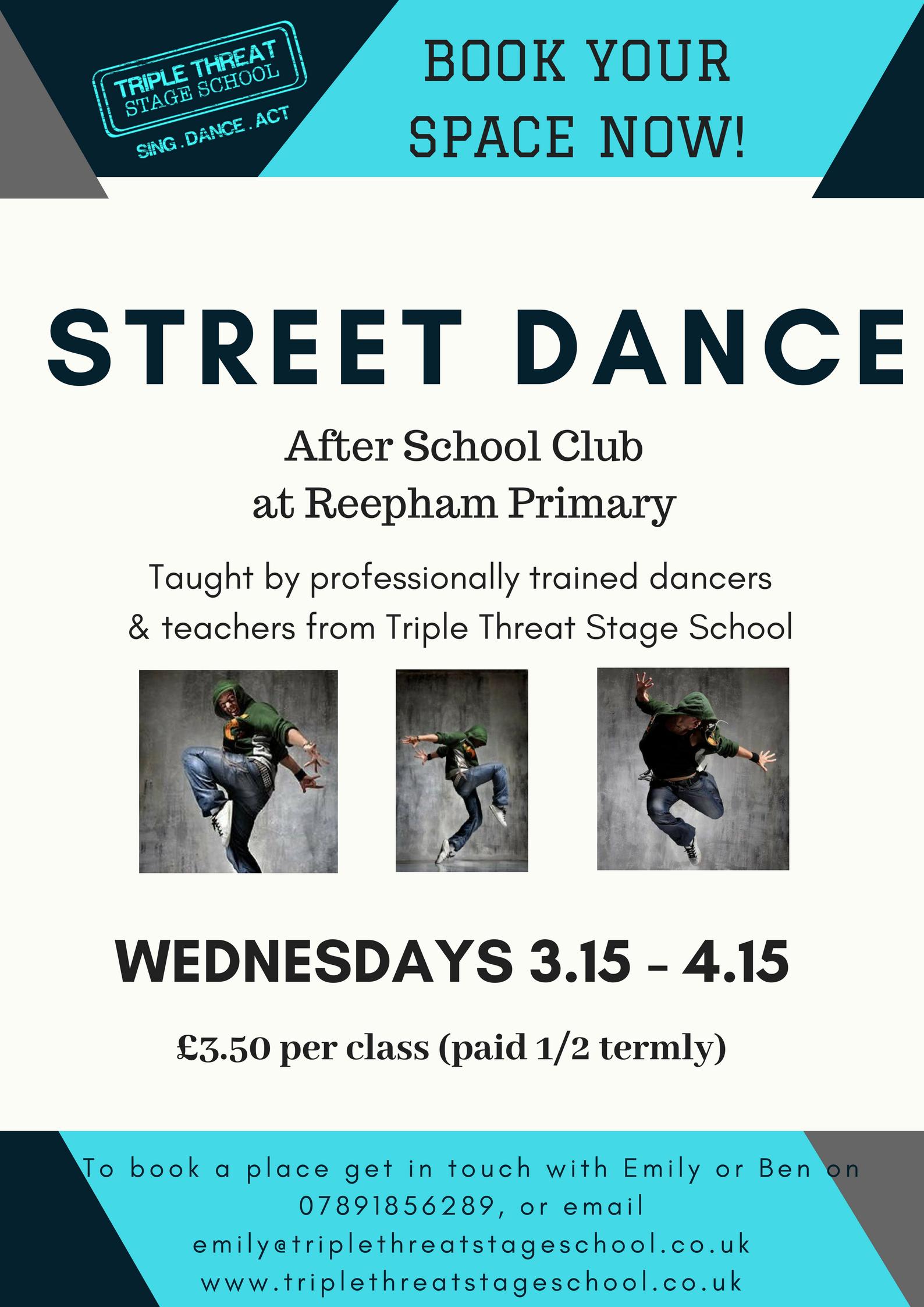 Street Dance Reepham